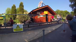 Woodlands Adventure Theme Park Totnes Devon annual camping and caravan rally