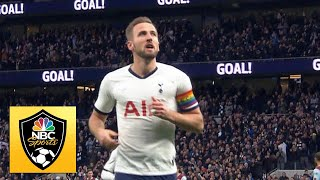 Harry Kane smashes Spurs in front v. Burnley | Premier League | NBC Sports