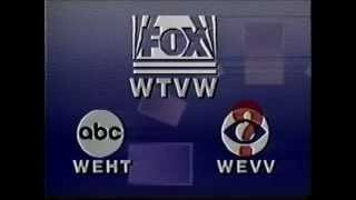 WTVW Eyewitness News - ABC/FOX Affiliation Switch (5/15/95)