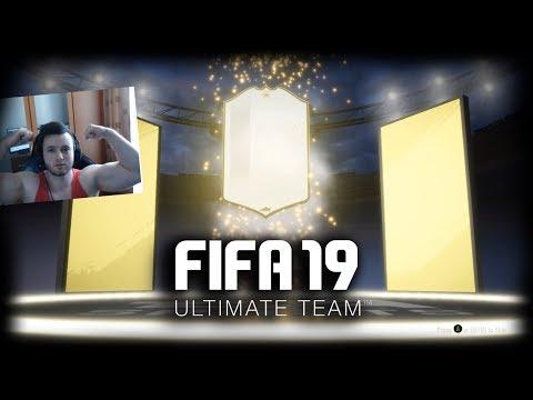 MY FIRST ICON - FIFA 19 - PRIMA LEGENDA!