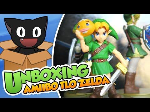 Unboxing ¡Amiibos TLO Zelda Majora's Mask, skyward Sword, Twilight Princess!