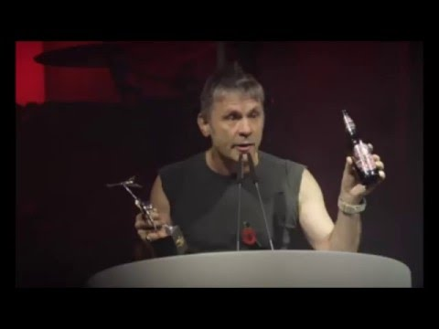 Iron Maiden win album of the year at Classic Rock Magazine awards - now streaming!