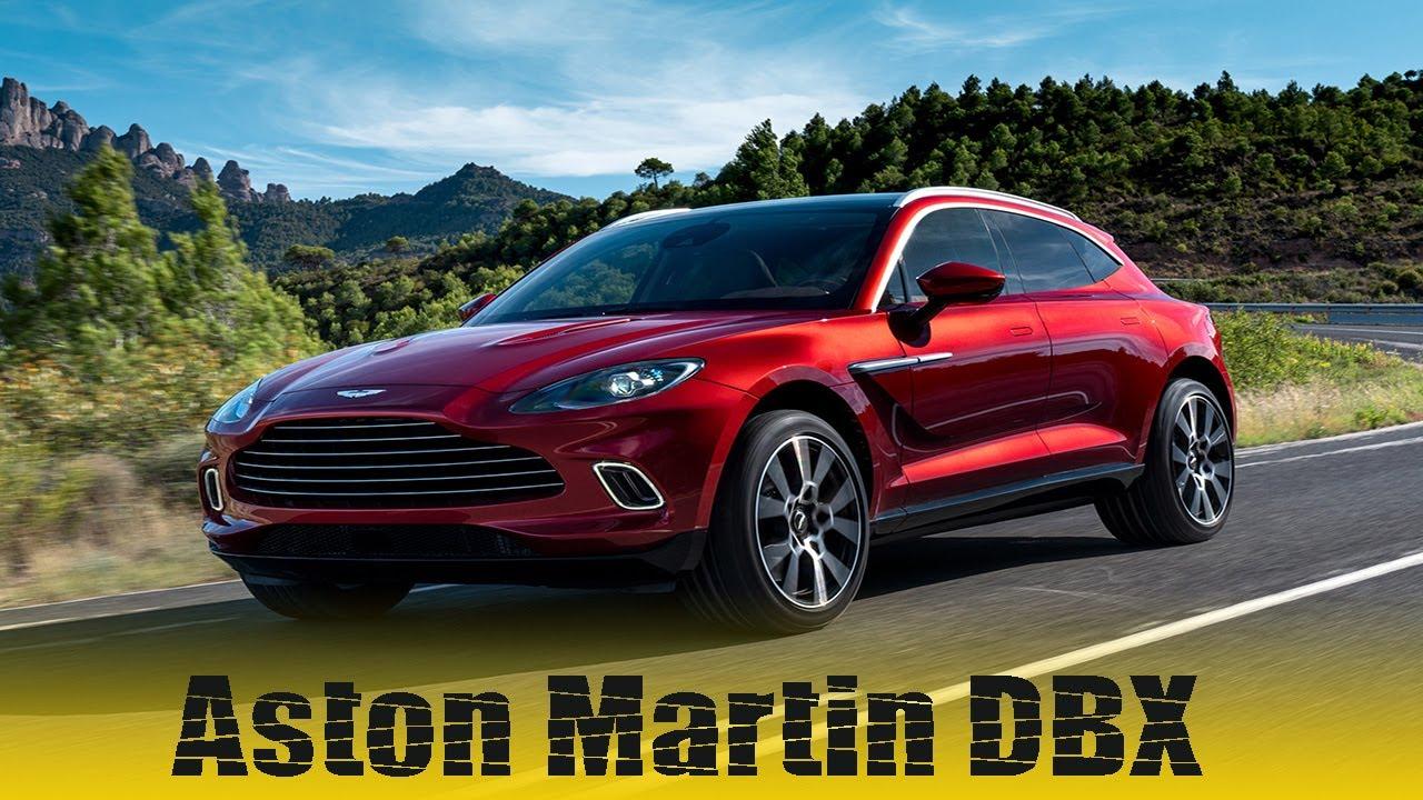 Aston Martin Dbx Aston Martin Dbx Sound Aston Martin Dbx Interior Aston Martin Dbx Acceleration Youtube