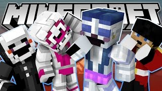 Minecraft Fnaf: Lolbits Insult Match With Funtime Foxy