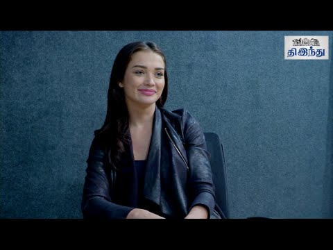 Amy Jackson Interview about Thangamagan , Enthiran 2 & Gossips | Tamil The Hindu
