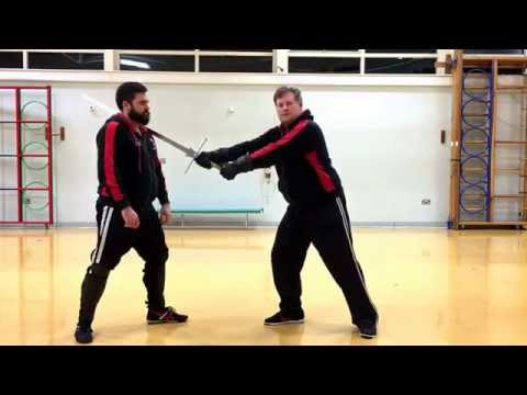 Longsword Lessons: Basics - How to wound your opponent (drei wunder and beyond)