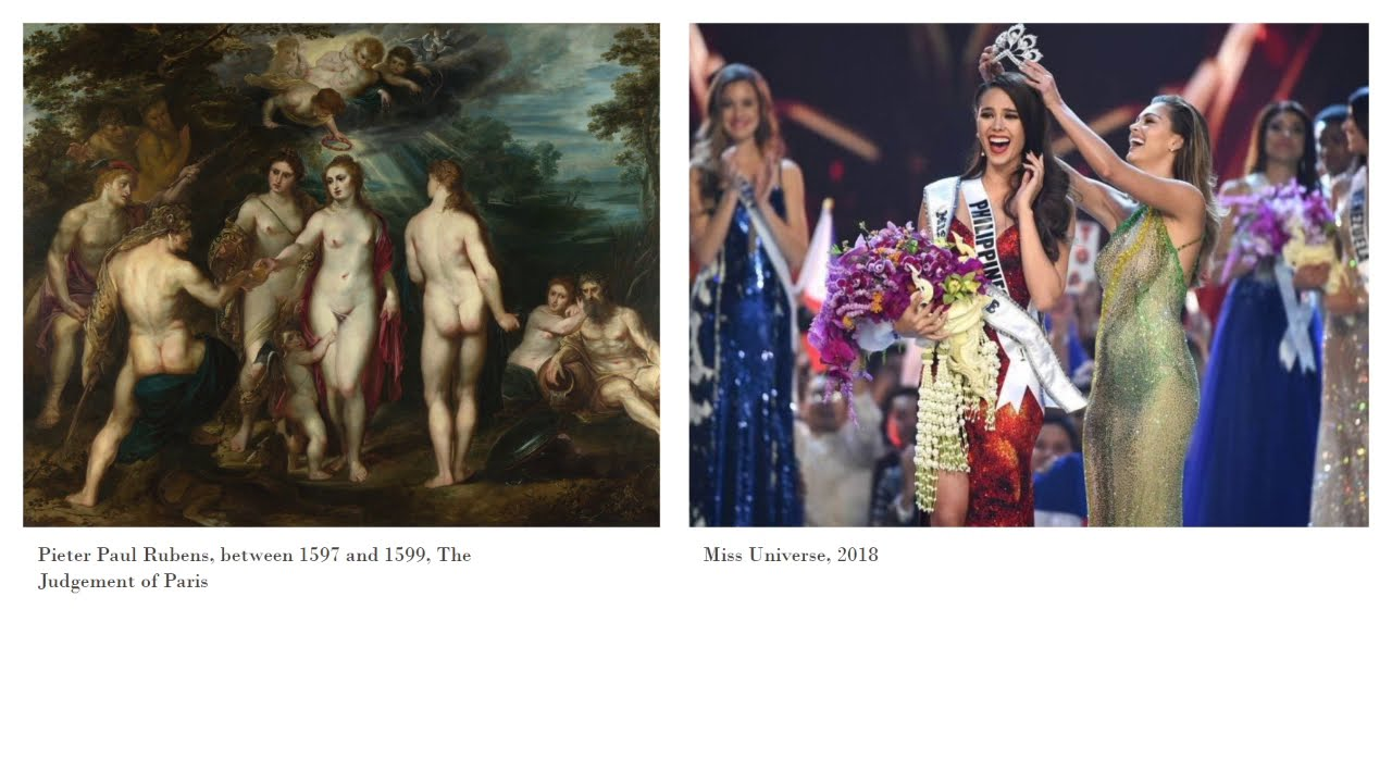 Week 10: Presentation, From Female Nude & Objectification to Female Empowerment