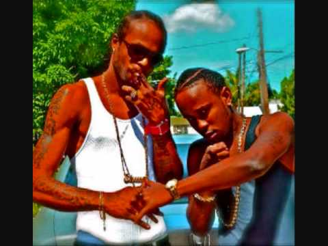 Shawn Storm FT Popcaan - Gyalis Fi Dem [OFFICIAL VERSION]  JULY 2011