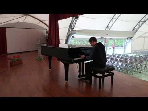 Pachelbel - Canon in D (Pianoforte a coda)