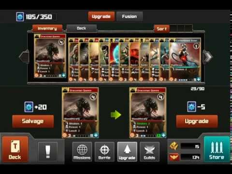 Tyrant Unleashed #12 Basic Pack Opening 100x and New Fusion Cards!