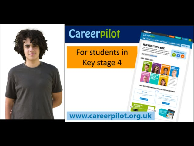 Choosing what to do post 16 - how Careerpilot can help.