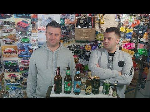 Test piw z Żabki
