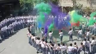 Momen perpisahan kelas XII Smk Swadaya Temanggung,