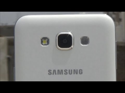 Samsung Galaxy E7 Full Review & Unboxing