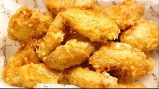닭날개로 바삭한 후라이드치킨 만들기/fried chic…