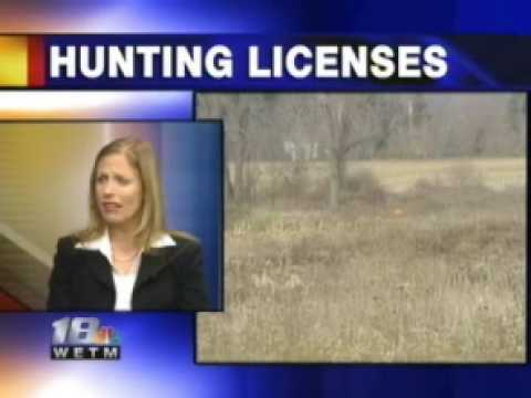 New York Hunting Licenses