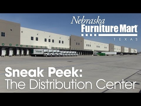 NFM Texas Tuesday: Sneak Peek - The Distribution Center