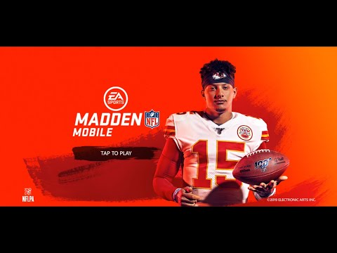 Madden NFL Mobile Football | First Time Playing | Android Gameplay HD