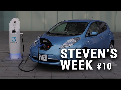 Steven's Week 10: stories on Instagram, Google driverless cars, robot's at target...
