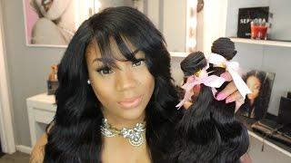 Aliexpress Hair Review   Brazilian Body Wave