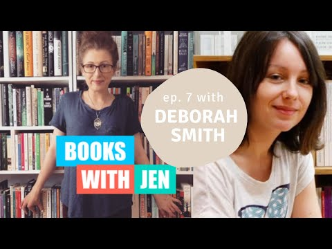 BOOKS WITH JEN: Ep 7 | ft. Deborah Smith, translator of The Vegetarian