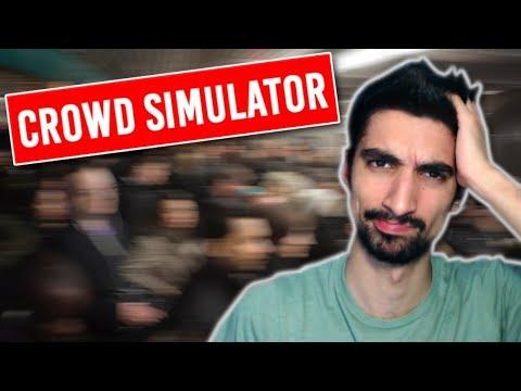 Πολυκοσμία - Crowd Simulator