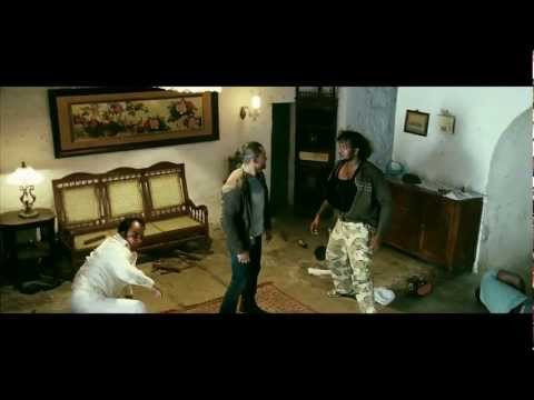 Ghajini's Final Fight mixed with Karsh Kale's Play and PD7 Part 1