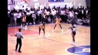 Chris Jackson 55 points(High School Game)1987