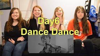 Video DAY6 DANCE DANCE MV Reaction download MP3, 3GP, MP4, WEBM, AVI, FLV Maret 2018
