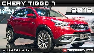 2018 CHERY TIGGO 7 Review Rendered Price Specs Release Date