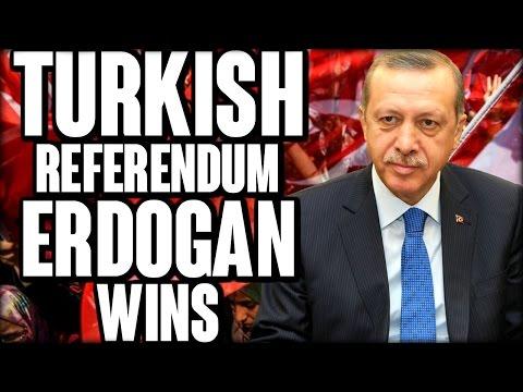 Turkish Referendum Erdogan Wins ! | The Millennial Revolt