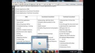 Oracle E Business  RTL Technologies---jobs