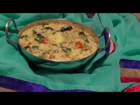 Khichri (rijst/bonenmix) met Moringa Oleifera en Drumsticks & Moringa  Stamppot basisrecept  (vega)