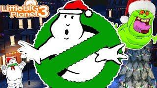 LittleBigPlanet3 | Ghostbusters Christmas