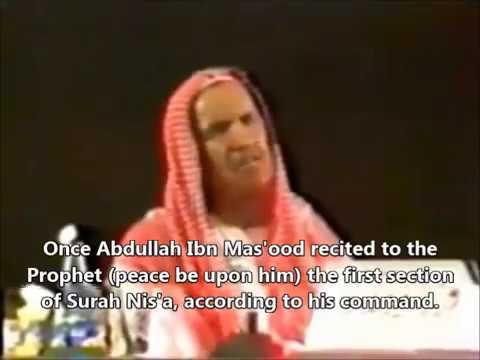 The Sunnah Way Of Crying