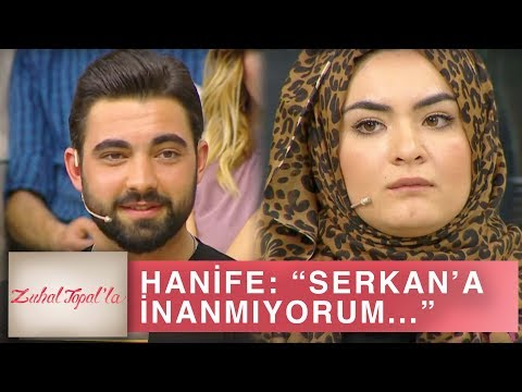 Zuhal Topal'la 199. Bölüm (HD) | Hanife'den Serkan'a Canlı Yayında Beklenen Cevap!