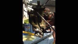 Газогенератор своими руками и борцовская печка с Мойшей Левшан-10