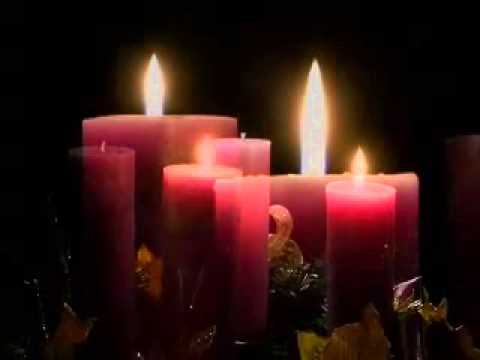 Adviento encendido de la segunda vela por cristovisi n youtube - Velas adviento ...