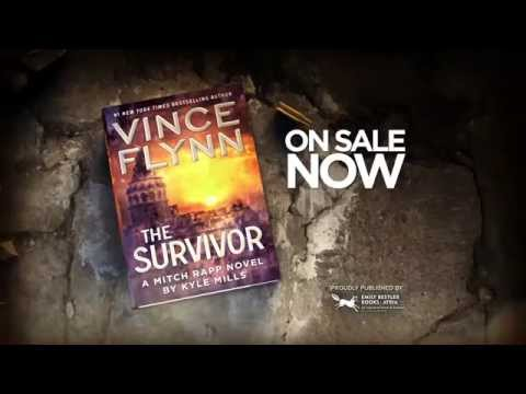 'The Survivor' by Vince Flynn with Kyle Mills