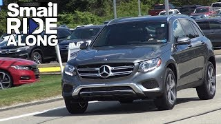 2019 Mercedes-Benz GLC 300 4MATIC SUV in Selenite Grey Test Drive