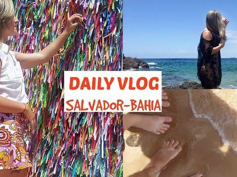 Daily Vlog: Final de semana em Salvador BA