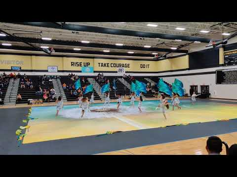 Fulshear high school winter guard:Home