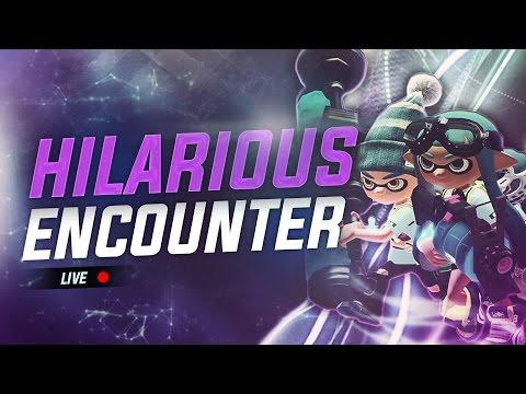 [HIGHLIGHT] Splatoon   oL vs OFFSHORE (Jynxed Squad Encounter)