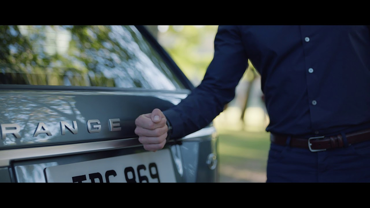 2018 Range Rover Keyless Entry With Wristband Land