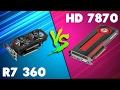 AMD HD RADEON 7870 vs 7950