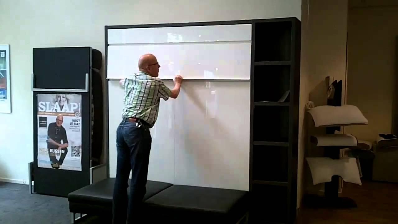 Opklapbed In Kast : Ikea bedkast. tv lift meubel aan voeteneinde bed with ikea bedkast