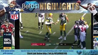 Atlanta Falcons vs Green Bay Packers FULL HD GAME Highlights Week 14