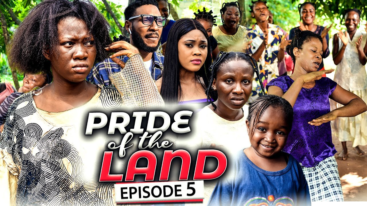 Download PRIDE OF THE LAND EPISODE 5 (New Movie) Chinenye Nnebe/Sonia 2021 Latest Nigerian Nollywood Movie