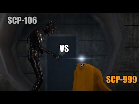 SCP-999 VS SCP-106 [SFM]