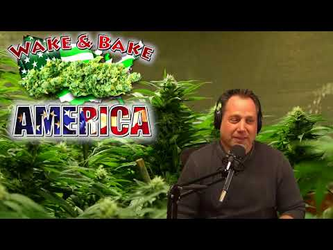 Wake & Bake America With Special Guest Dragonfly Earth Medicine